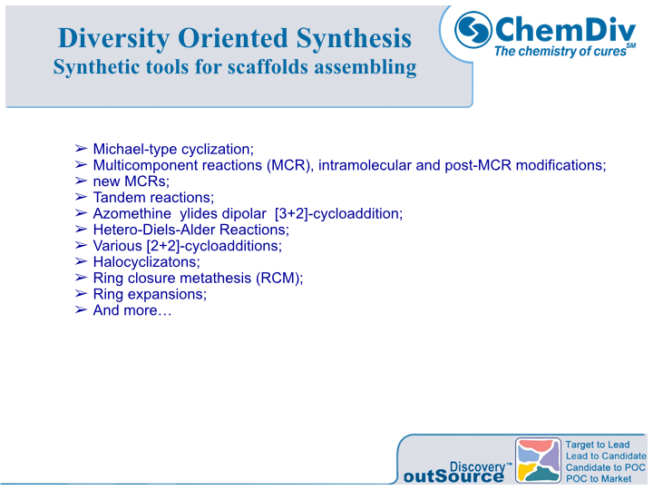 synthetic chemistry
