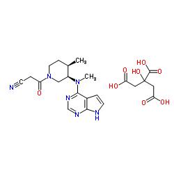 tofacitinib citrate