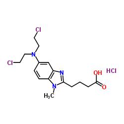 bendamustine hydrochloride