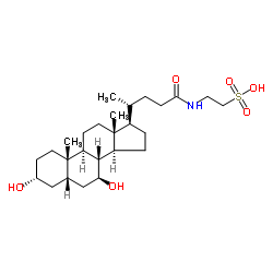 Tauroursodeoxycholic acid