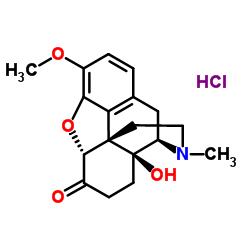 oxycodone hydrochloride