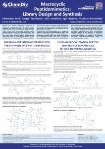 CDI_Macrocycles-Poster